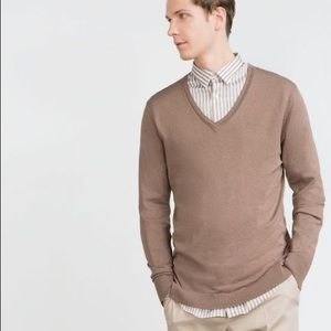 Zara Man Sweater Size S